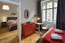 Prague Apartment Wenceslas Square - Dlouha 1B Bedroom 1