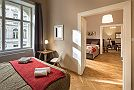 Prague Apartment Wenceslas Square - Dlouha 1B Bedroom 2
