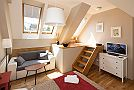 Prague Apartment Wenceslas Square - Studio 806 Bedroom