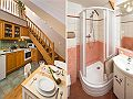 Prague Apartment Wenceslas Square - Studio 806 Shower