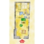 Truhlarska Apartments - T501 Floor plan