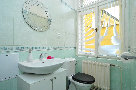 Dlouha Apartments - Studio A (1+kk) Bathroom