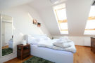 Top Apartments Prague - Klimentska Attic Bedroom 1