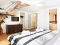 Top Apartments Prague - Hastalska Attic Bedroom 1
