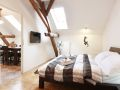 Top Apartments Prague - Hastalska Attic Bedroom 2