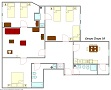 EUA, s.r.o. - Down Town 3B 23 Floor plan