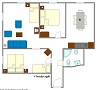 EUA, s.r.o. - V Lesicku Right Floor plan