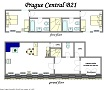 EUA, s.r.o. - Prague Central 1 (B21) 2B Floor plan